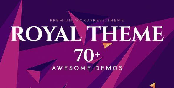 Royal – Multi-Purpose WordPress Theme