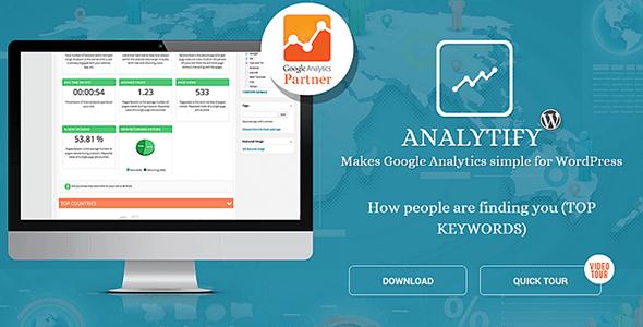 Analytify - Google Analytics Goals Addon