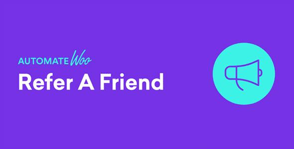 AutomateWoo – Refer A Friend Add-on