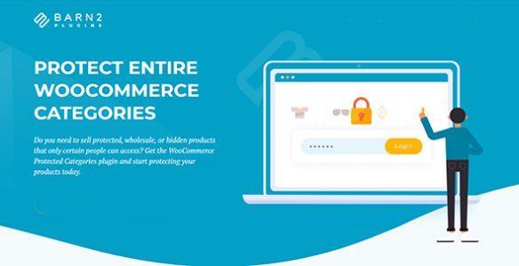 Barn2 Media - WooCommerce Password Protected Categories