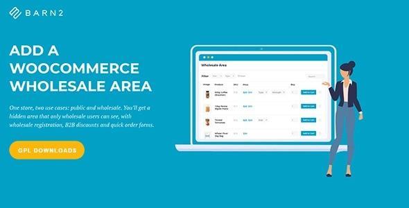 Barn2 Media - WooCommerce Wholesale Pro