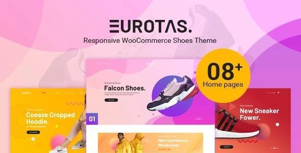 Eurotas – Clean, Minimal WooCommerce Theme