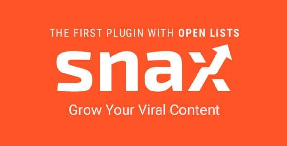 Snax - Viral Content Builder