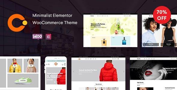 Cerato – Multipurpose Elementor WooCommerce Theme
