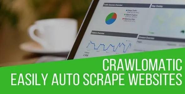 Crawlomatic - Multisite Scraper Post Generator Plugin for WordPress