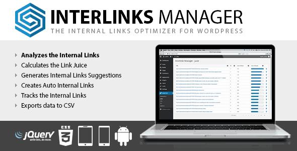 Interlinks Manager