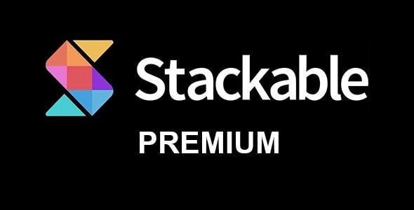 Stackable (Premium) - WordPress Block Editor
