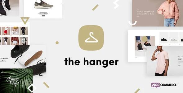The Hanger - eCommerce WordPress Theme for WooCommerce