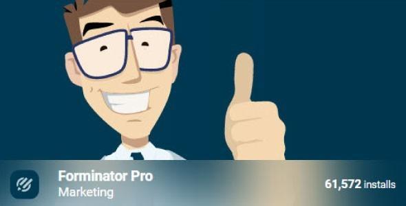 WPMU DEV - Forminator Pro