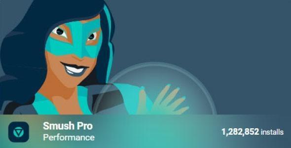 WPMU DEV - Smush Pro