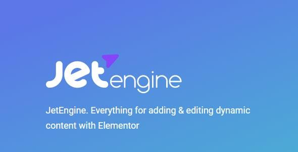 JetEngine – Adding & Editing Dynamic Content With Elementor