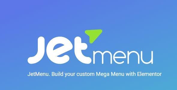 JetMenu – Mega Menu For Elementor Page Builder