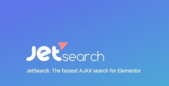 JetSearch for Elementor