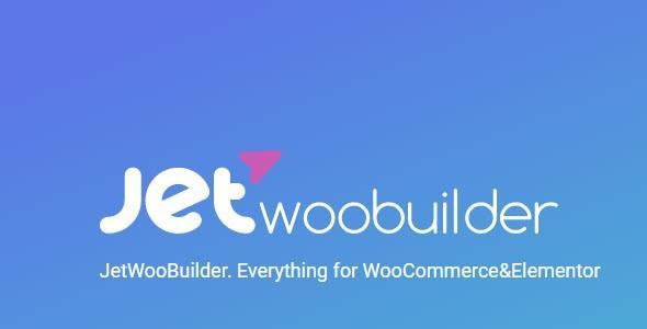 JetWooBuilder for Elementor