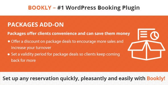 Bookly Packages (Add-on)
