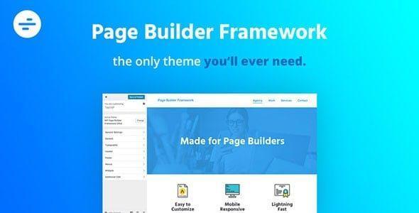 Page Builder Framework Premium