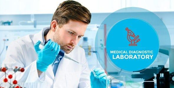 Laboratory – Research & Medical Diagnostic WP Theme