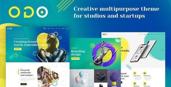 OGO – Creative Multipurpose WordPress Theme