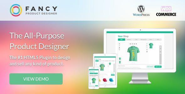 Fancy Product Designer – WooCommerce