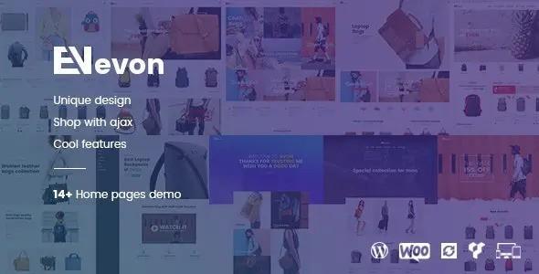 Evon – Bag Store WooCommerce WordPress Theme