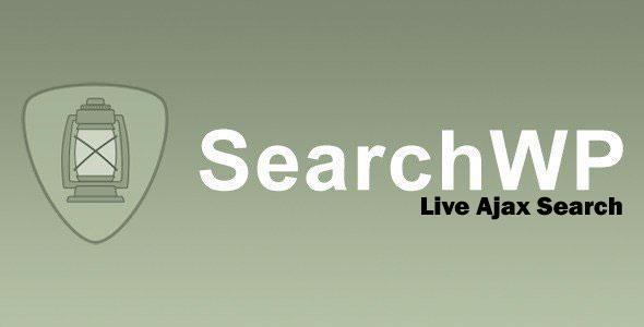 SearchWP - Live Ajax Search
