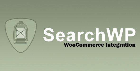 SearchWP - WooCommerce Integration