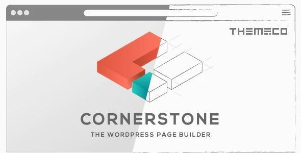 Cornerstone - The WordPress Page Builder