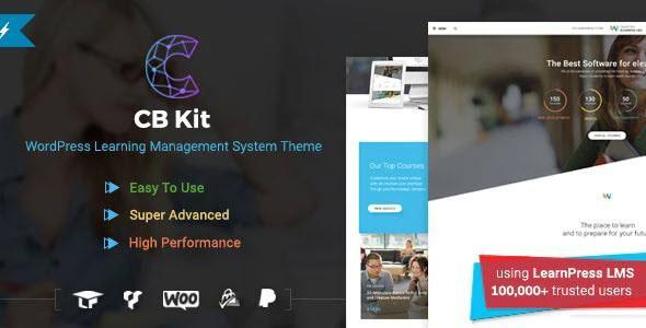 Course Builder & LMS WordPress Theme | CBKit