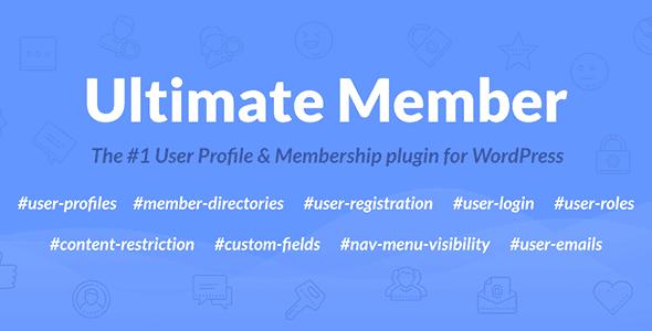 Ultimate Member - User Locations