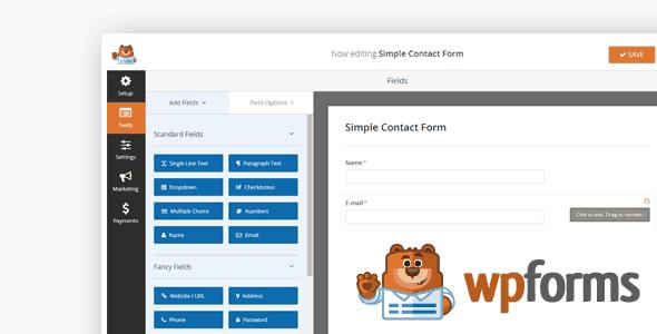 WPForms Basic - Core Plugin