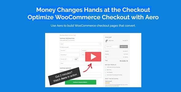 WooFunnels - WooFunnels Aero Checkout (Business)