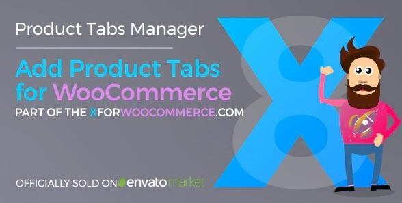 XforWooCommerce - Add Product Tabs For WooCommerce