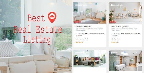 Real Estate Pro – WordPress Plugin