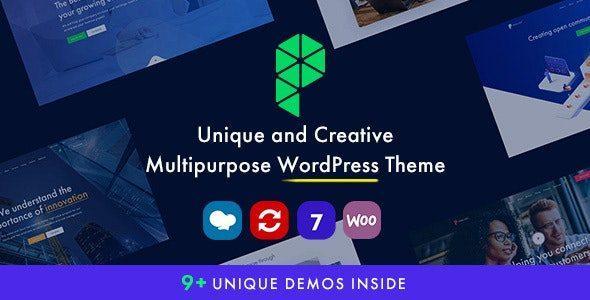 Prelude – Creative Multipurpose WordPress Theme