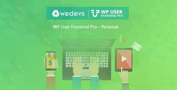 WP User Frontend Pro (Business)